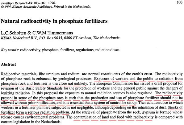 fertilizer-radiation
